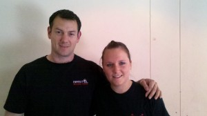 Bristol Kettlebell club - Claire Siggery