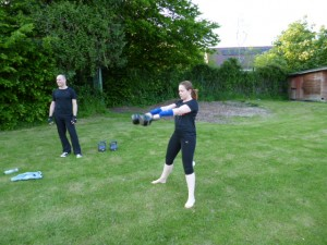 Kettlebell classes Bristol